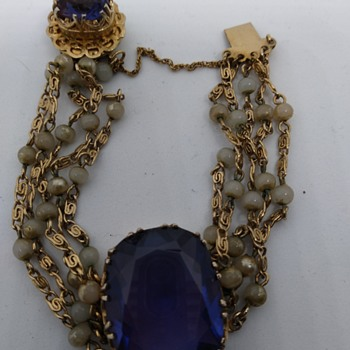 Older Bracelet - Costume Jewelry