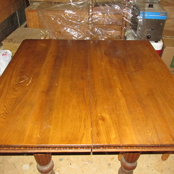 Family Dinning Room Table