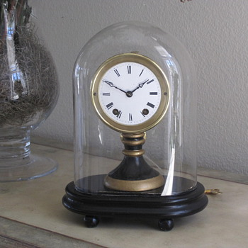 Seth Thomas after rebuild & Tall Clock - Clocks