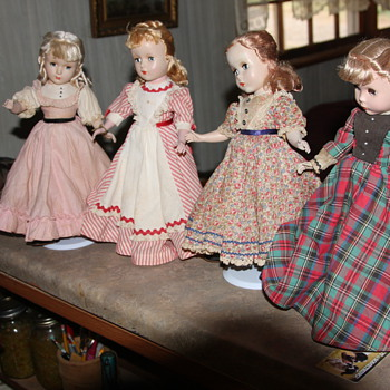 Little Women - Madame Alexander Dolls