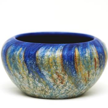 Bretby Art Pottery Bowl (England), ca. 1920's - Pottery
