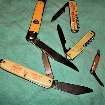 POCKER KNIVES COLLECTION - Breweriana
