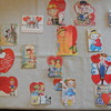 1940-50's Valentines Day Cards From Another's Love, And A Sunrise From A Finder's Day !  :^D