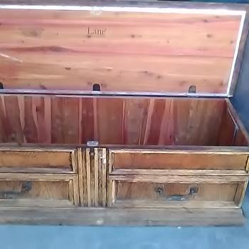 Help me identify Ceder chest - Furniture