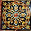 fantastic trash find tonight! D & M Turtle Pattern California Tile