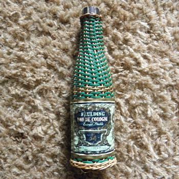 Covered  Bottle