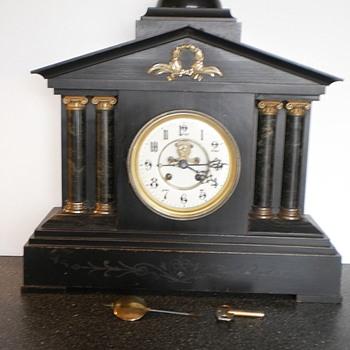 My favorite H.A.C. clock - Clocks