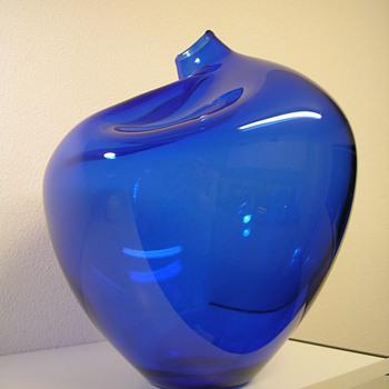 A.D.Copier  Leerdam Glasfactory - Art Glass