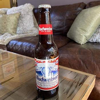 Budweiser World Trade Center Bottle - Bottles
