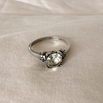 Silver ring!  - Fine Jewelry