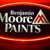Benjamin Moore Neon Sign.