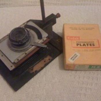 Unidentified camera - Cameras