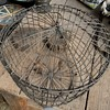 Collection of Old Wire Baskets
