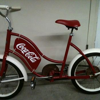coca cola bike - Coca-Cola