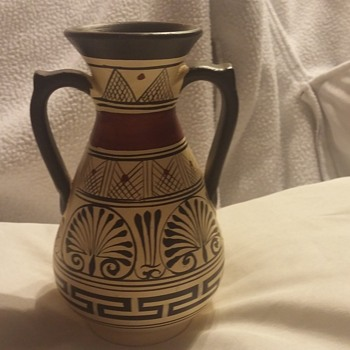 Native American Vase - Pottery