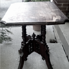 Old Table found in Garage