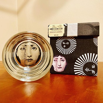 FORNASETTI  - Art Glass