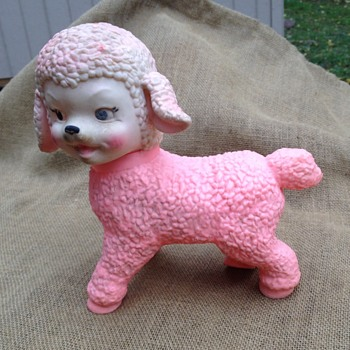 Vintage toy lamb - Toys