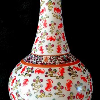My Oriental vase - Asian