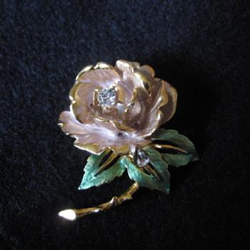 England's Rose 1997 - Costume Jewelry