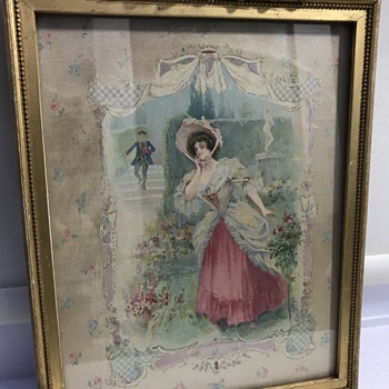 Picture Frame 1890's  - Fine Art