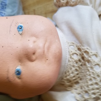 Vintage Doll marked 1923