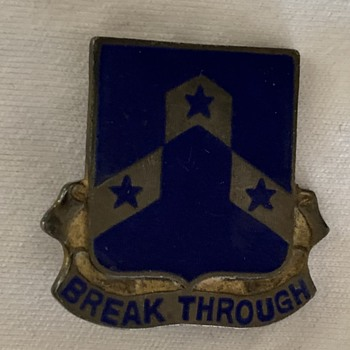 WWII lapel pin? - Military and Wartime