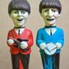 """Paul and Ringo 'Soakys"""" - 1965."""