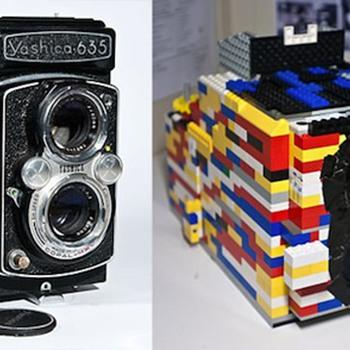 Lego Camera! - Cameras