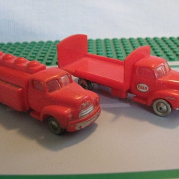Lego Pressed Steel Cars n Trucks ?