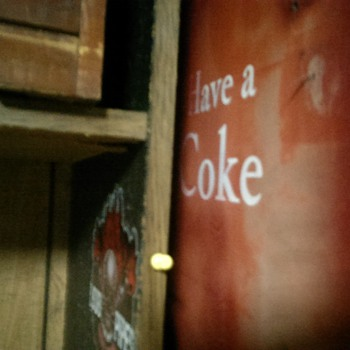westinghouse coca cola vending machine