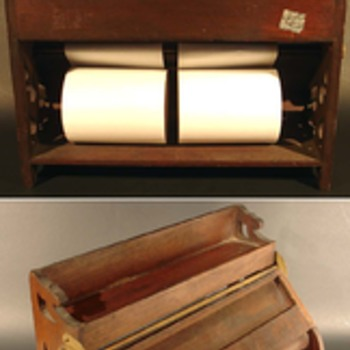 S.French & R.D. Chase Copy Holder > Patented May 13 1873