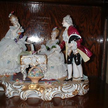 Dresden Art - Figurines