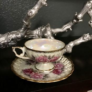 Help with lusterware  - China and Dinnerware