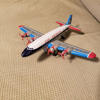 New Planes for the layout! - Toys