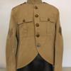 WWII Black Watch Sergeant's Khaki Drill Frock