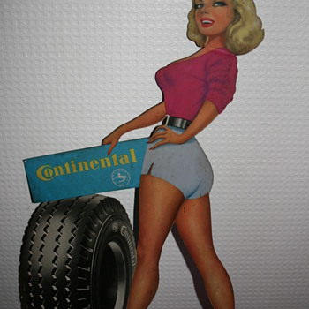 marylin monroe tin add Continental