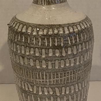 Large Studio Ceramic Vase - Pottery