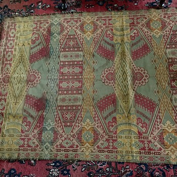 Antique Coverlet? Blanket?   - Rugs and Textiles