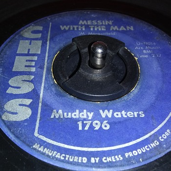 45 RPM SINGLE....#123 - Records