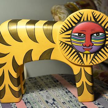 Laurel Burch Tiger