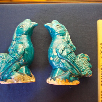Antique Chinese Birds