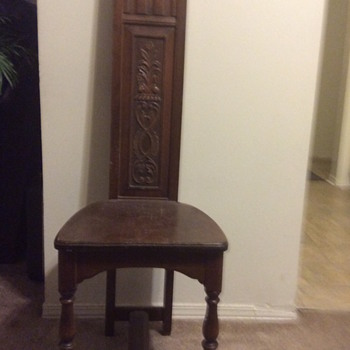 Unknown family heirloom - Furniture