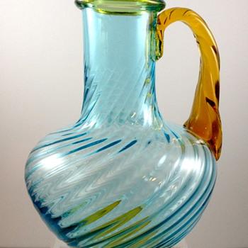 Carafe, Verreries & Cristalleries de Saint-Denis, Legras & Cie, ca. 1899