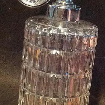 Marcel Franck Atomizer and bottle - Bottles