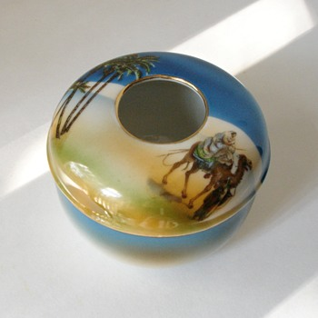What is this item? - Pottery
