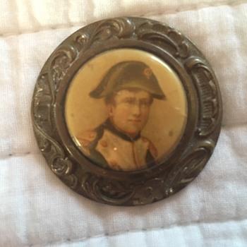 Napoleon Roundel Portrait? - Fine Art