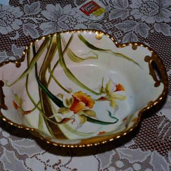 Haviland bowl - China and Dinnerware