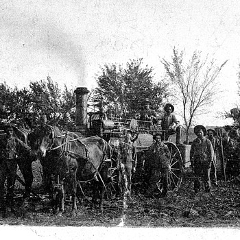 Old Steam Tractors - need info