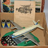 Biller Pilot Trainer 170-E Lufthansa w/Box, Manual, & Batteries